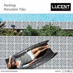 Exterior Parking Tiles