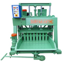 Hydraulic Concrete Block Making Machine With Electrical Vibrator