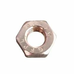 Polished SS Bolt Nut, Hexagonal, For Automobile Industry