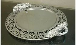 Stainless Steel Silver Platters