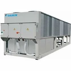 Daikin Air Cooled Used Second Hand Chiller