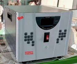 230v Digital controller Single phase servo voltage stabilizer 5kva, For Residential, 230