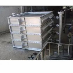 Teccon SS Finned Tube Heat Exchangers, Oil, Water, for Industrial