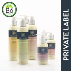 Organic Face And Body Lotion, For Third party or Private Label