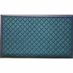 Diamond Pattern Anti Slip Polypropylene Door Mat, Size: 75cm X 45cm