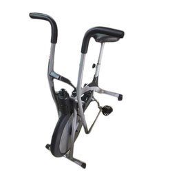 Motorized Mechanical Exercise Air Bike