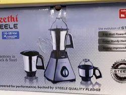 Preethi Stainless Steel 110 Volt Mixer Grinder