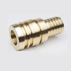 Brass Precision Machinery Parts, Packaging Type: Carton Box