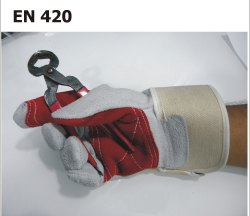 KAN/B/DP Safety Hand Gloves