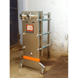 Milk Plate Heat Exchanger