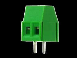 VITAL Polyamide PCB Terminal Block 50/2, for Telecom/Data/Network, 250V AC