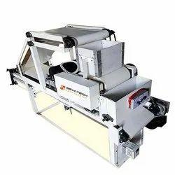 Stainless Steel Chapati Making Machine, Capacity :500 - 2000 per hour