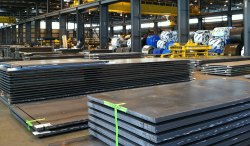 ISI Certification For Steel Plates for Pressure Vessels