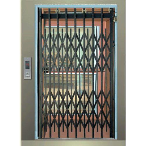 Incroyable Mild Steel Collapsible Door