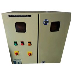 VFD and By Pass Starter Panels, Automation Grade: Semi-Automatic