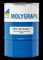CRG 100 Grade 1 High Performance Wire Rope Grease