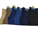 Regular Fit Denim Casual Wear Plain Jeans