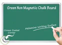 Non Magnetic Green Chalkboard