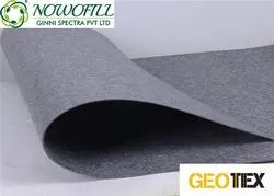 Geotextile Non Woven Calendared Fabric