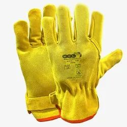 Welding And Handling Gloves - Microweld