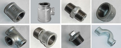R Brand GI Pipe Fittings