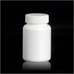 100Ml Tablet Container With 38Mm Screw Neck