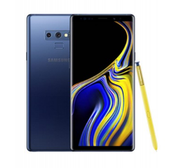 Ocean Blue Samsung Galaxy Note 9 Mobile