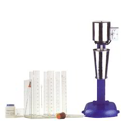 Particle Size Sedimentation (Hydrometer Method)