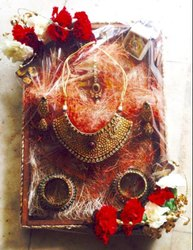 Box Female Wedding Trousseau Packing