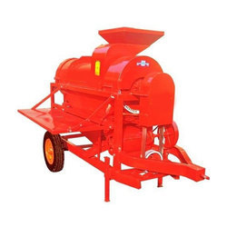 Geeta Traders Mild Steel Maize Thresher Machine for Agriculture