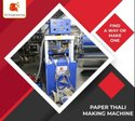 Fully Auto Thali Machine -Vertical Hydraulic