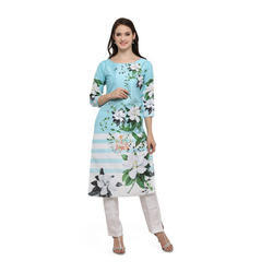 Ladies Digital Printed Kurti