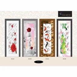 4D Lamination Door Paper Print