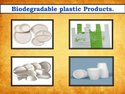 Project Report On Biodegradable Plastic Products