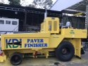 Hydraulic Paver Finisher