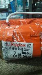 15 Sqmm 4 Core Copper