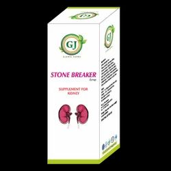 Ayurvedic Composition Stone Breaker Syrup, Packaging Size: 200ml, Packaging Type: Bottle