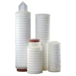 Plastic Activated Carbon Pleated Filters, For Air Filter, Diameter: 1-2