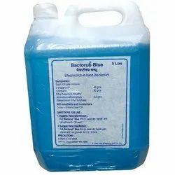 5 L Bactorub Blue Hand Disinfectant