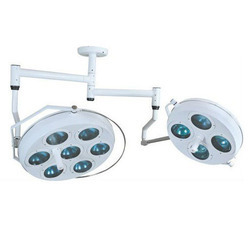 Double Dome Ceiling Shadowless Operation Light