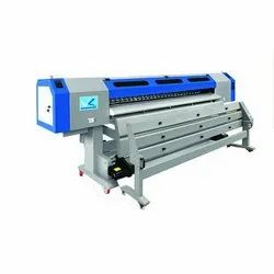 Automatic Fabric Printing Machine, Capacity: >250 Pieces/hour