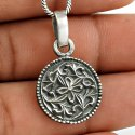 2016 Fashion Sterling Silver Jewelry Om Pendant