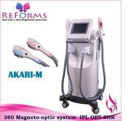 360 Magneto OPT SHR Hair Removal System IPL