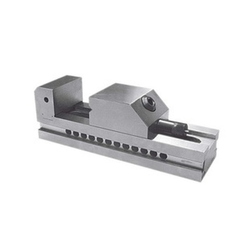 Cast Iron Grinding Vice, Base Type: Fixed, Warranty: 6 Months