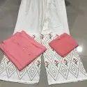 Stitched Rayon Kurti Palazzo Set