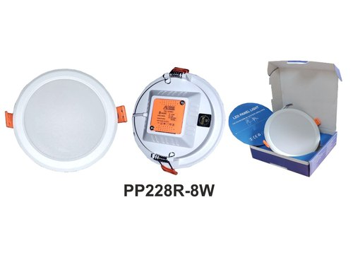 8W LED Panel Light, IP Rating: IP54