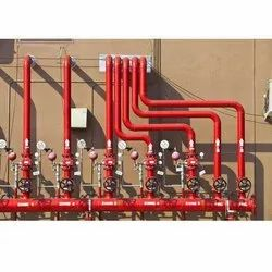 Fire Safety Pipe Line