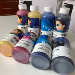 Solvent Based Black and Yellow Printing Ink