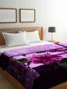 Printed Single Raymond Mink Blankets