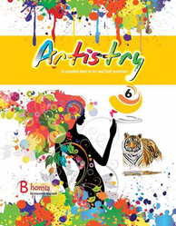 Artistry-6 Book